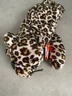 Ty Beanie Baby, Freckles The Leopard, 1996 With Tags