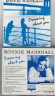 Ronnie Marshall CD Dreaming About You VERY RARE Canada