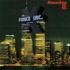 SUPER RARE - RAUSCHEN 8 - X Force Inc. Music Works - Cd - Free Shipping!