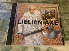 NEAR MINT Poetic Justice by Lillian Axe (CD Jan-1992, I.R.S. Records) HAIR METAL