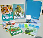 Weight Watchers Points Plus Kit Shop start Book calculator 2 Cookbooks case