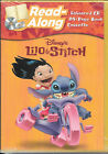 DISNEY'S LILO & STITCH - ENHANCED CD, CASSETTE and 24 PAGE READ ALONG BOOK SET