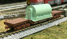 Microtrains Southern Center Depressed Flat Car with Load N Scale