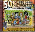 Penny Lane : Vol. 2: 50 Radio Favourites CD Incredible Value and Free Shipping!