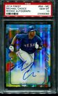 2014 Topps Finest Baseball Rookie Autographs Gallery, Guide 48