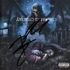 AVENGED SEVENFOLD Nightmare - M. SHADOWS & SYNYSTER GATES Stage Autograph SIGNED