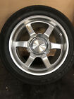 Ford Gt Wheels With Tires And Center Caps Full Set Like New