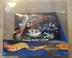 Hot Wheels Harley Davidson Heritage Softail Classic Motorcycle Die-Cast 2001