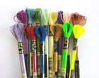 DMC EFFECTS 1 Skein PICK YOUR COLORS Jewel, Light, Pearlescent, Neon