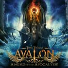 CD TIMO TOLKKI'S AVALON ANGELS OF THE APOCALYPSE BRAND NEW SEALED