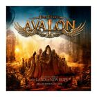 CD + DVD SET TIMO TOLKKI'S AVALON THE LAND OF NEW HOPE DELUXE EDITION NEW SEALED