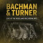 Bachman-Turner Overdrive - Live At Roseland Ballroom, Nyc (2 Cd) CD NEW