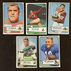 1954 Bowman Football Card Lot All Hall of Famers 5 Different F VG