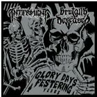 Interment / Brutally Deceased - Glory Days Festering Years CD NEW