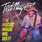 Ted Nugent - Music Made Me Do It (2 Cd) CD NEW