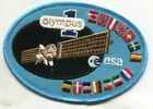 SPACE OLYMPUS 1 Communications SATELLITE PATCH
