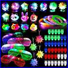 Led Light Up Toys 68Pcs Party Favors For Kids Adults Glow In The Dark Supplies I