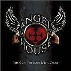 Angel House : The Gun,The Love&The Cross CD Incredible Value and Free Shipping!