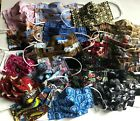 FACE MASKS ADULT 52 PATTERN CHOICES 100 COTTON w FILTER POCKET Hand Made USA