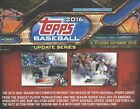 2016 TOPPS UPDATE BASEBALL JUMBO FACTORY SEALED HOBBY BOX