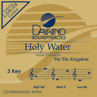 We The Kingdom  -  Holy Water  -  Accompaniment / Performance Track - New