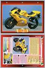 Bimota YB9 SR 6000 - 1994 - Superbikes - Atlas Motorbike Fact File Card