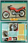 Honda CB Two-Fifty - 1995 - Modern Classics - Atlas Motorbike Fact File Card