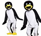 Cool Penguin Christmas Nativity Play Mascot Adults Fancy Dress Costume