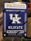 2016 Panini UK -Univ. of Kentucky Wildcats Multi-Sport Trading Cards Blaster Box