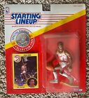 NEW Starting Lineup 1991 Spud Webb Atlanta Hawks w Trading Card