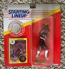 NEW Starting Lineup 1991 Clyde Drexler Portland Trailblazers Trading Card
