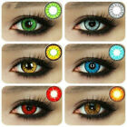 Eyes Lenses 2 Strong Color Care Contact Plastic Tweezers Insert Colored Contacts