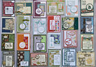 24 Sympathy Get Well Thinking of You handmade cards envelopes Stampin