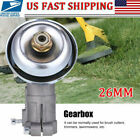 M10 X 125 Brush Cutter Trimmer Replace Gear Head Gearhead Gearbox 26mm 9T Diam