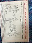 Vintage Hot Iron Transfer Patterns Pigs Sombrero Mariachi Mammy Butterfly Lot