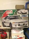 Not assembled BNR32 Axes Nissan Skyline GT-R Plastic Model 1/12