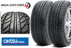 2 Falken  Ohtsu FP7000 245 50R16 97H All Season Traction High Performance Tires