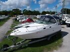 Sea Ray 280 Sundancer 2006 powered by Twin Mercruiser 43L with 600 Hours