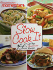 Weight Watchers Momentum SLOW COOK IT Cooker Recipes w POINTS Crockpot L