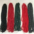 Lot of Spacer Beads Strings 6 Bundles 2 4mm over 50 strands Various Colors