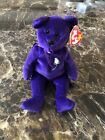 Beanie Baby Princess Diana Bear Pe Pellets Indonesia No Space 1997 With Tags