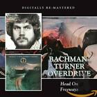BACHMAN TURNER OVERDRIVE - Head On/Freeways CD NEW