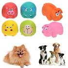 Dog Toys Latex Animal Sound Squeaky Toys for Dog Puppy Anti Squeeze Bite Resista
