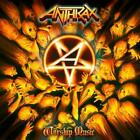 Anthrax : Worship Music CD Album Digipak (2014) Expertly Refurbished Product