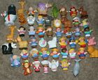 Fisher Price Little People Mixed Lot Of 50 People and Animals Nativity Farm
