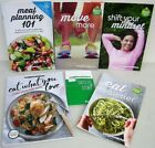 Weight Watchers WW SMART Points KIT CookBook 4 Plan Guides  Mini Journal