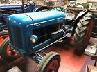 Petrol TVO 1952 Fordson Major Tractor