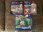 Mark McGwire Starting Lineup Lot: 1999 Regular; 99 Record Breaker; Pro Action