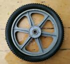 Craftsman Lawn Mower Rear Wheel 14 X 2 Inches with 1 2 inch bore