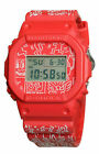 Casio G-Shock x Keith Haring Collaboration DW-5600KEITH19-4 Red Limited Edition